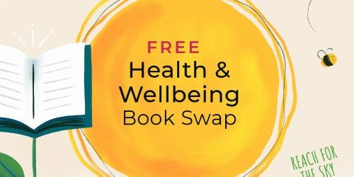 Help Yourself - Health & Wellbeing Book Swap. Bath Somerset