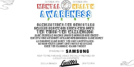 Mental Health Awareness Festival (MHA Fest) tickets