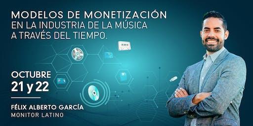 Modelos de Monetización en la industria de la Música a través del tiempo