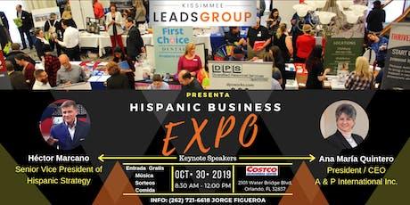 Hispanic Business EXPO tickets