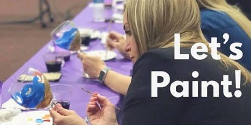 New Class! Join us for our Wine Bottle Painting Party Workshop at Nacho's Restaurant Cantina & Grill on 11/19 @ 6pm