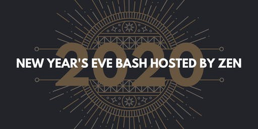 New Year's Eve Bash hosted by Zen