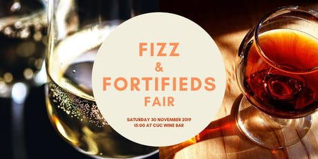 Fizz and Fortifieds Fair tickets