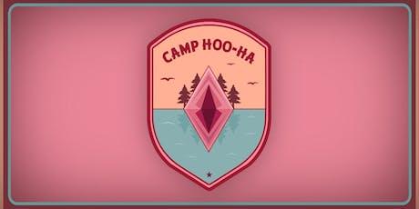 Camp Hoo-Ha Vancouver: MIXOLOGY tickets