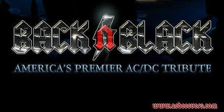 Back N Black: The Ultimate AC/DC Experience tickets