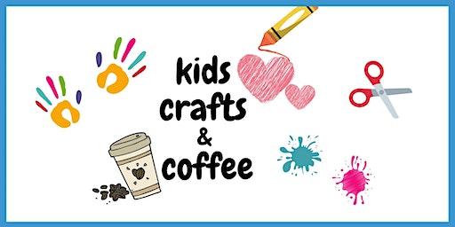 Kids Crafts & Coffee