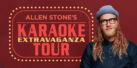 Allen Stone's Karaoke Extravaganza tickets