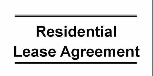 [RentingSmart] Binding Contract: Effectively Writing a Lease
