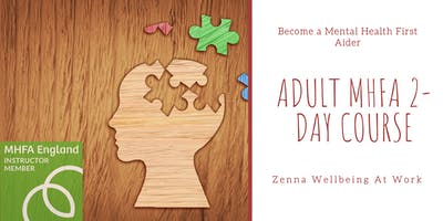 Adult MHFA 2-Day Course