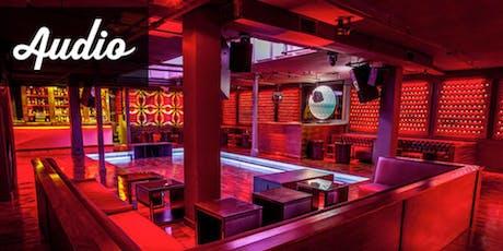 Thursday Nights at Audio Nightclub tickets