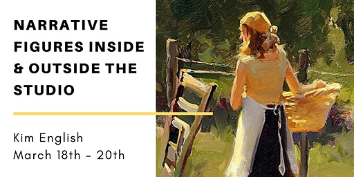 Art Workshop: Narrative Figure Painting Inside & Outside the Studio