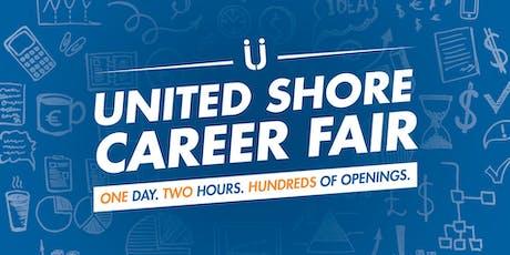 United Shore Career Fair - October 23, 2019 tickets