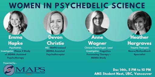 Women In Psychedelic Science