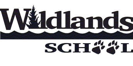 Wildlands School Fall Festival tickets