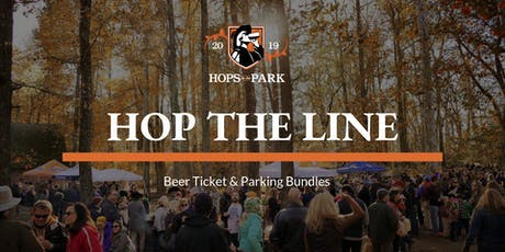 Hops in the Park tickets