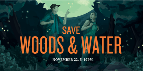 Save Woods & Water Party tickets