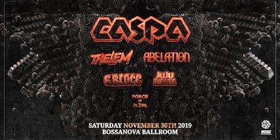 Rose Ent Presents CASPA w/ Thelem, Abelation, 6Blocc, JuJu Beats