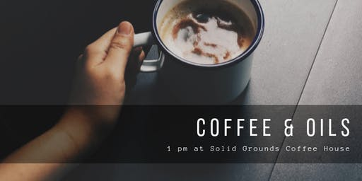 Coffee and Oils: Fall Wellness