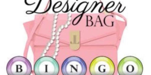 Maria Regina Designer Bag Bingo for students, families & alumnae!