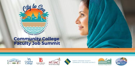 City to Sea Community College Faculty Job Summit tickets