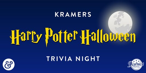 Halloween Harry Potter Trivia!