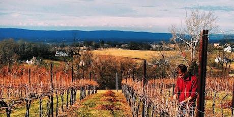 Walsh Winegrowing Society - November Pickup Parties tickets
