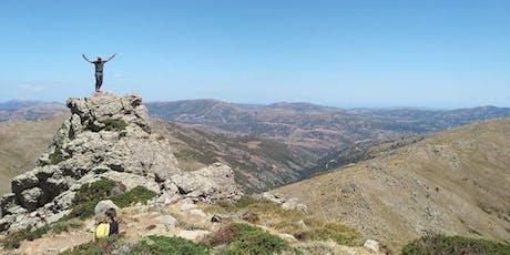 Weekend di trekking nel magico Gennargentu biglietti
