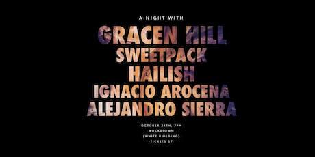 Gracen Hill tickets