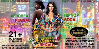Afrocaribbean Saturdays