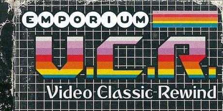 V.C.R. (Video Classic Rewind) w/DJ Shortkut tickets