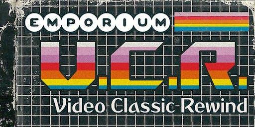V.C.R. (Video Classic Rewind) w/DJ Shortkut