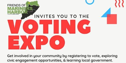 2019 Voting Expo