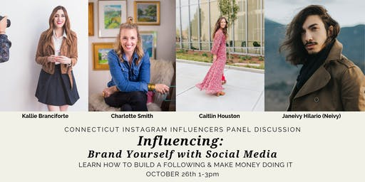 Influencing: Brand Yourself with Social Media