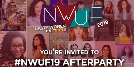 #NWUF19 We The People Party tickets