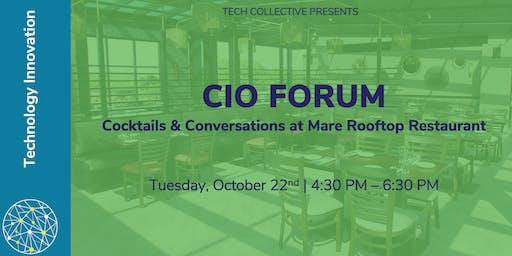 CIO Cocktails and Conversation