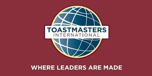 SFU Segal Toastmasters Open House