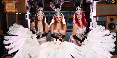 Dirty Little Secrets Burlesque LIVE in Palm Springs