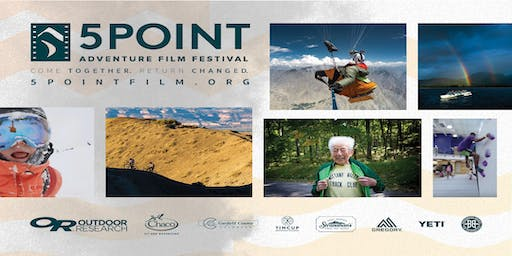 Gregory Mountain Products Presents 5Point Adventure Film Festival SLC