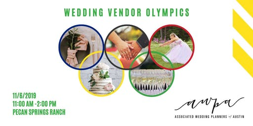 Austin Wedding Vendor Olympics