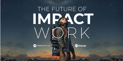 The Future of Impact Work (Cologne edition) - Expert panel discussion