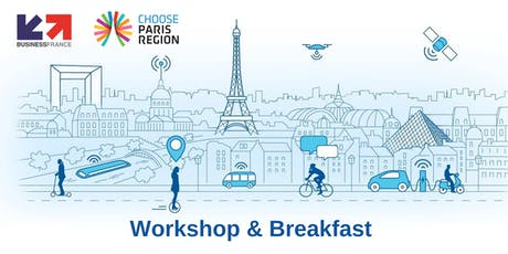 Focus on Mobility -  Accelerate your Business in Paris Region tickets