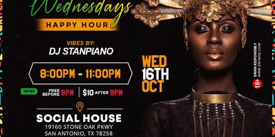 AFRO BEAT WEDNESDAYS