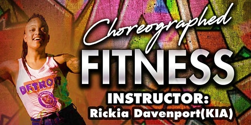Hot Wednesdays • Choreographed Fitness with Rakia Davenport