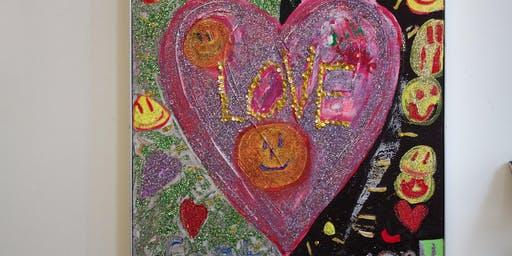 Arts for Hearts Indianapolis Dating Company FUNdraiser