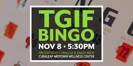 TGIF Bingo tickets
