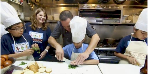 Chef Darren: The Challenges of Profound Deafness