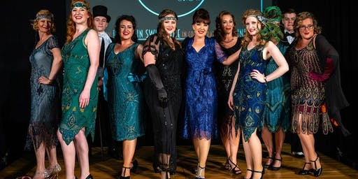 Vintage fashion, fizz and pamper evening