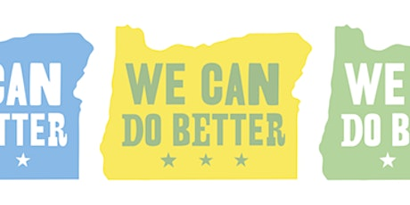 11th Annual We Can Do Better Conference tickets