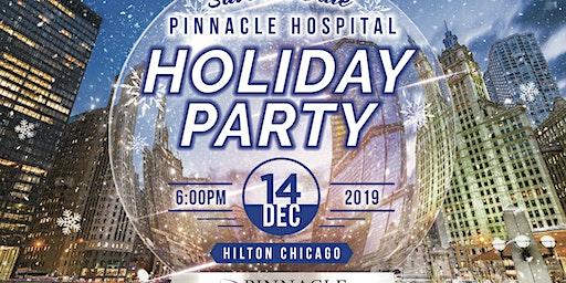 Pinnacle Hospital 2019 Holiday Party