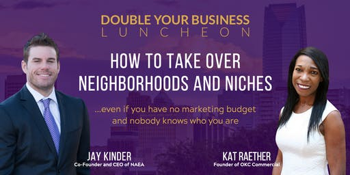 Double Your Business Real Estate Luncheon